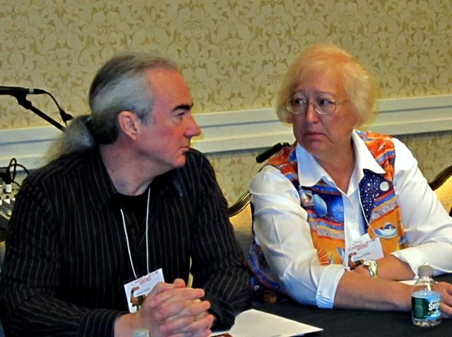 Alan and Connie Willis