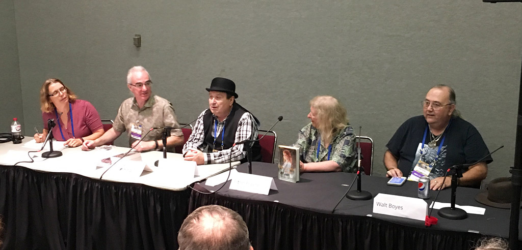 WorldCon 2016 alt history panel